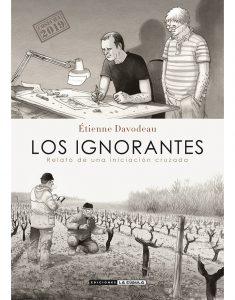 Etienne Davodeau Los Ignorantes Cubierta Rustica Cosecha